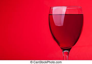 赤ワイン, たたきつける