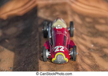 赤, レースカー
