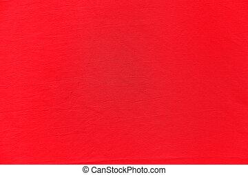 赤, 生地, 背景, 手ざわり