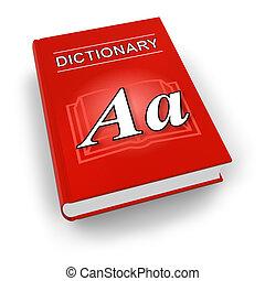 赤, 辞書
