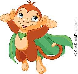 超級, 猴子