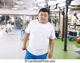 超重人, 在, 體操
