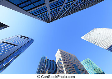 超高層ビル, ∥において∥, 新宿