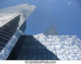 超高層ビル, 抽象的
