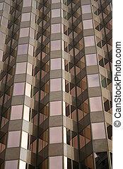 超高層ビル, 窓, 背景