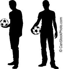 足球, 人