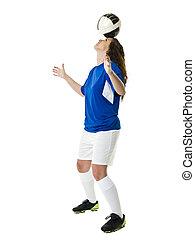 足球, 婦女