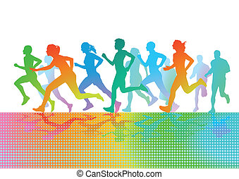 跑, 運動