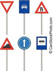 路標, 集合