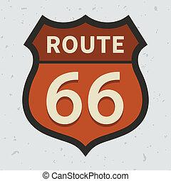路線 66