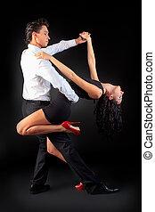 跳舞, 激情