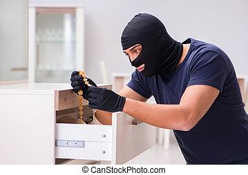 身に着けていること, もの, 貴重である, 盗みをはたらく, balaclava, 強盗