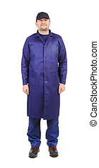 身に着けていること, robe., 労働者, 長い間