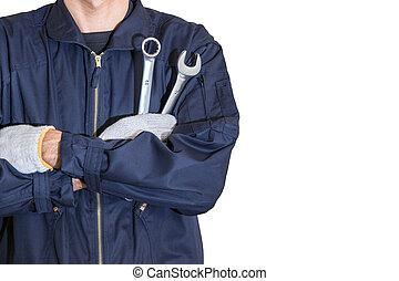 車修理, 産業