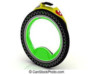 車輪, バランスをとる