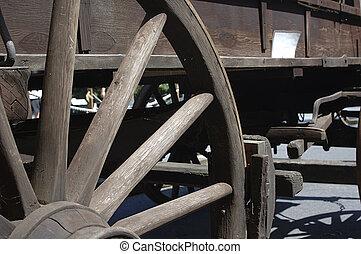 車輪, ワゴン