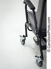 車輪, 病院, 作動, 椅子, 手術
