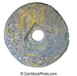 車輪, 石, 最初に