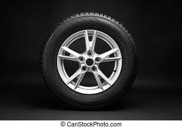 車輪, 自動車, 合金, アルミニウム, タイヤ