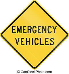 車, 緊急事態