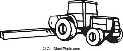 車, 農業