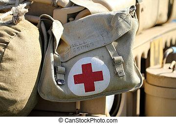 軍事, 藥房, 成套用具
