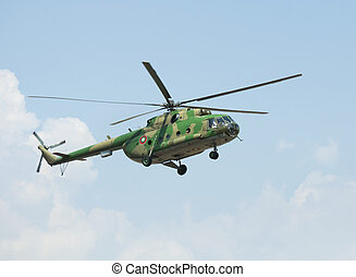 軍, ヘリコプター