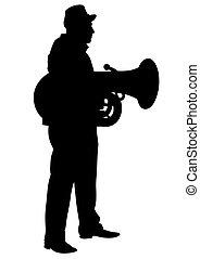 軍, 音楽家, 2