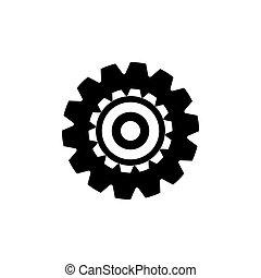 輪子, 圖象, 齒輪