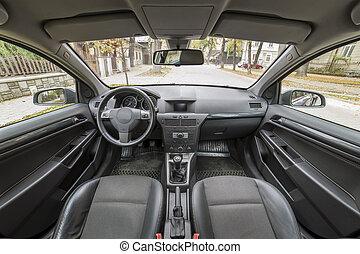 輪子, 城市, 駕駛, 生活方式, 技術, 豪華, 灰色, 汽車, concept., 現代, 舒適, details., 運輸, 儀表板, 看法, 內部, 外面。, color., 座位, 設計, 軟