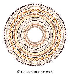 輪, 裝飾品, 設計, 种族, 風格