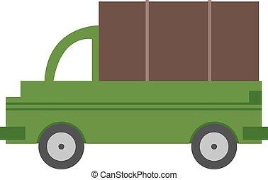 輸送トラック