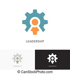 轮子, 标识语, 领导, 齿轮