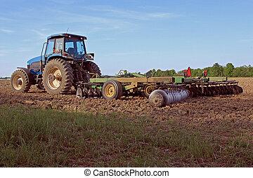 農場, 工作