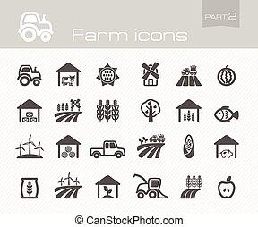 農場, 部份, 2, 圖象