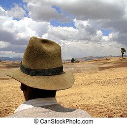農夫, アメリカ, 南