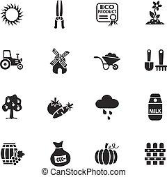 農業, 圖象, 集合