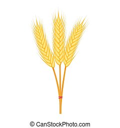 農業, 耳, 小麦