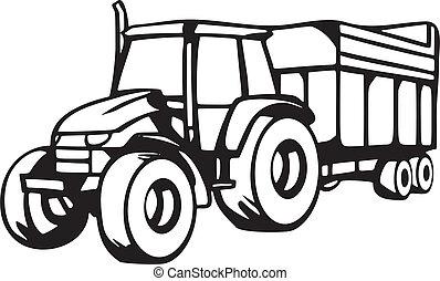 農業, 車輛