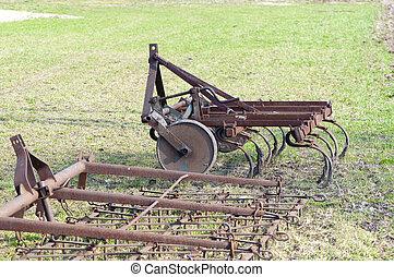農業, 道具