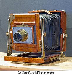 过时的照相机