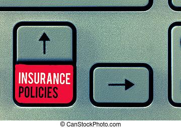 返済, 概念, 財政, 形態, テキスト, policies., 契約, 執筆, 意味, 手書き, documented, 基準, 保険