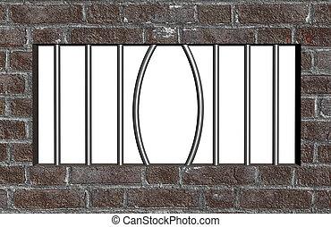 逃跑, 監獄