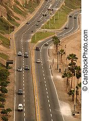 通り, リマ, ペルー
