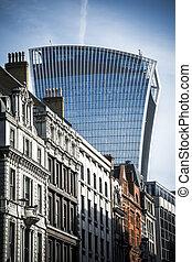 通り, ロンドン, fenchurch