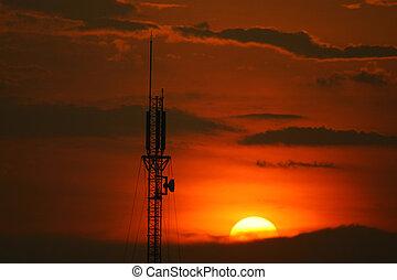 通信, 天线