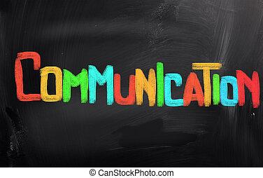 通訊, 概念