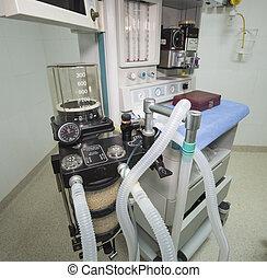 通風設備, 機器, 在, 醫院, 手術室