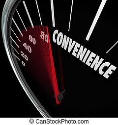 速度計, 便利さ, 時間, 改良, 増加, スピード, 応答