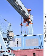 造船厂, 碼頭, 或者